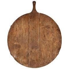 Rustic Handcrafted Bread or Charcuterie Board, Medium