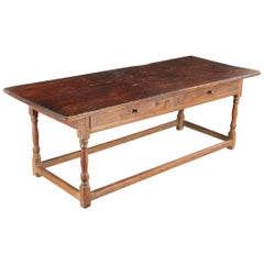 Rustic Low Table, 18th Century