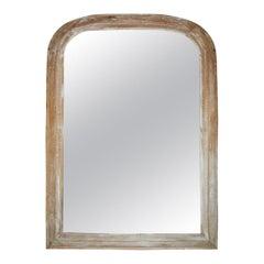 Rustic Mid-19th Century Louis Philippe Mirror