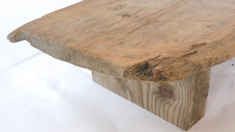 Rustic Modern Low Coffee Table 6
