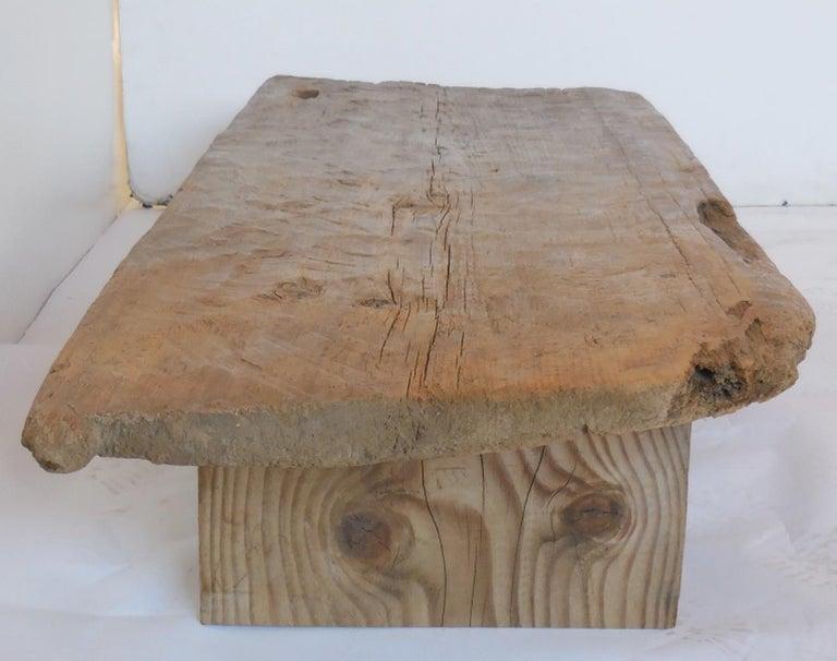 Rustic Modern Low Coffee Table 7