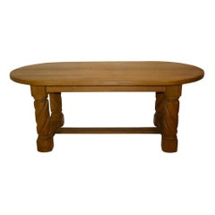 Antique and Vintage Dining Room Tables - 7,627 For Sale at 1stdibs