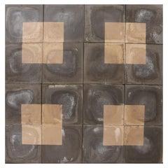 Rustic Pattern Encaustic Tiles