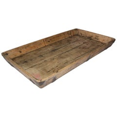Rustic Provincial Style Chinese Tea Tray