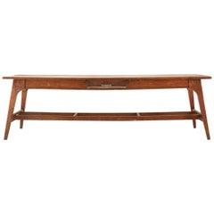 Rustic Spanish Farm Table