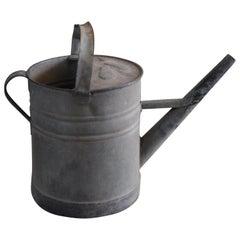 Rustic Water Bucket, circa 1950s