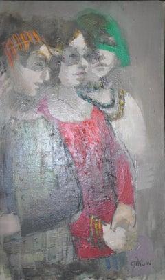 Three 60s Girls