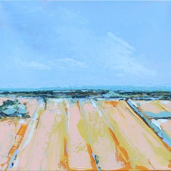 Tuscany II, Small, Abstract Painting