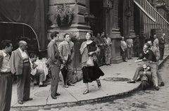 American Girl in Italy, 1951 - Ruth Orkin
