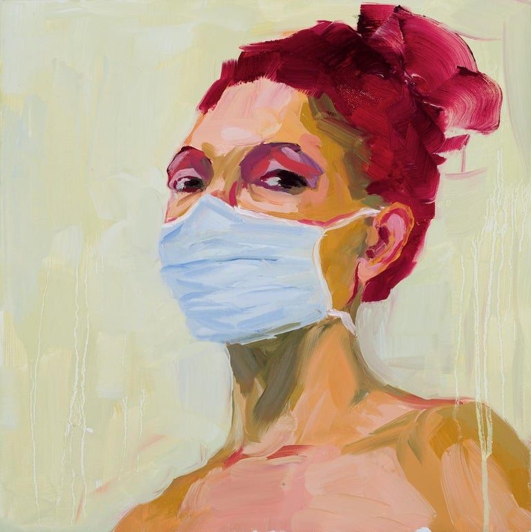 Ruth Owens Portrait Painting - Doctor or Patient