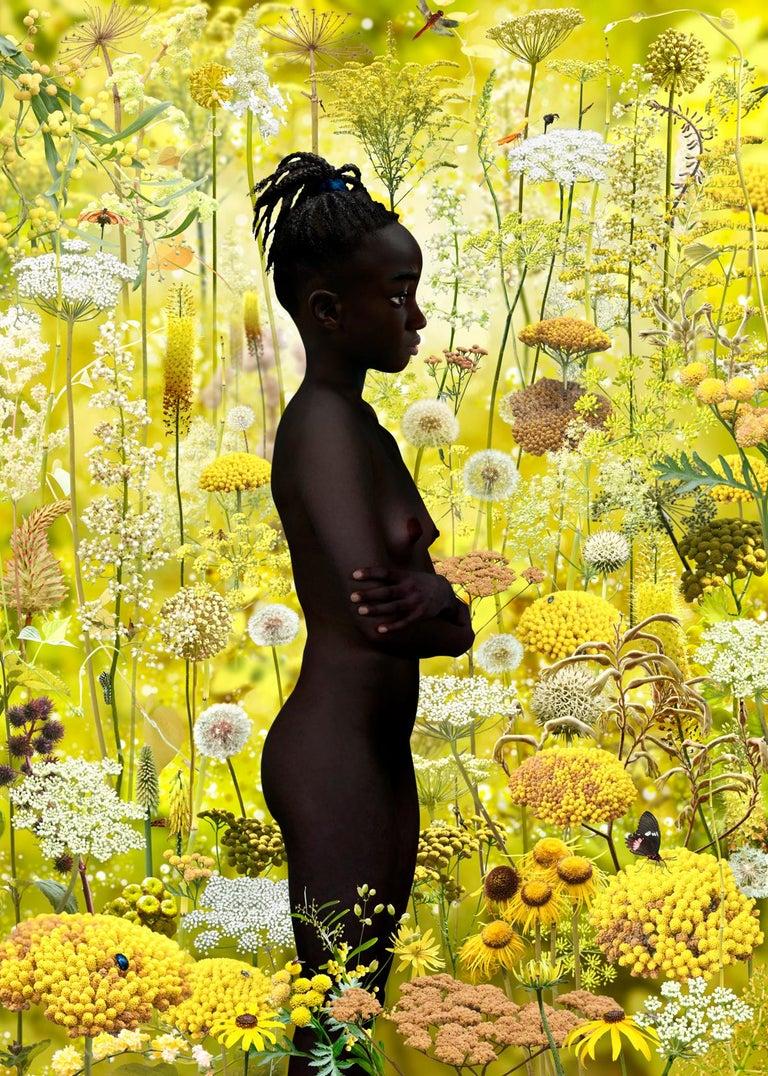 Ruud van Empel Color Photograph - Figure