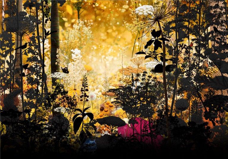 Ruud van Empel Color Photograph - Floresta #4
