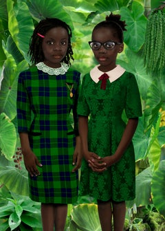 Identity #1- Ruud van Empel (Colour Photography)