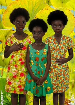 Identity #2- Ruud van Empel (Colour Photography)