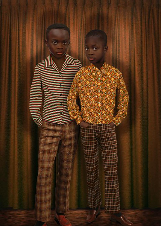 Ruud van Empel Color Photograph - Identity #3