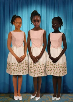 Identity #5 - Ruud van Empel (Colour Photography)