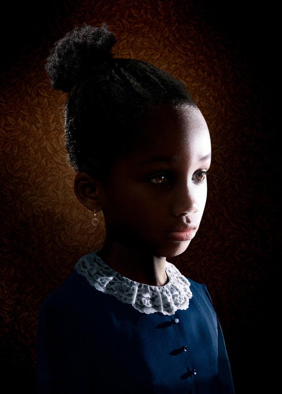Ruud van Empel Color Photograph - Mood #11, 2016