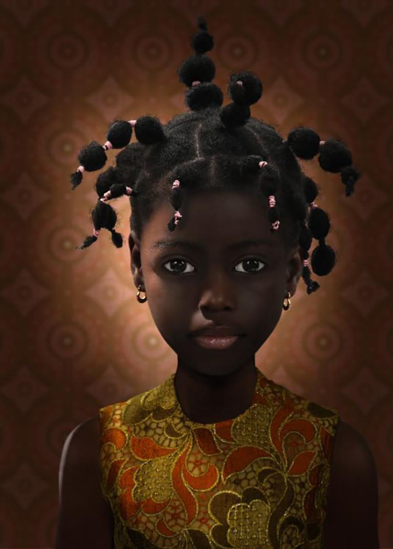 Ruud van Empel Color Photograph - Mood #5