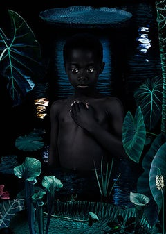 Moon #3 - Ruud van Empel (Colour Photography)