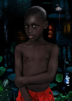Moon #4 - Ruud van Empel (Colour Photography)