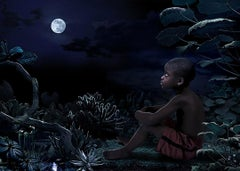 Moon #6 - Ruud van Empel (Colour Photography)