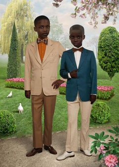 Sunday #2 - Ruud van Empel (Colour Photography)