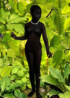 Venus #1 - Ruud van Empel (Colour Photography)