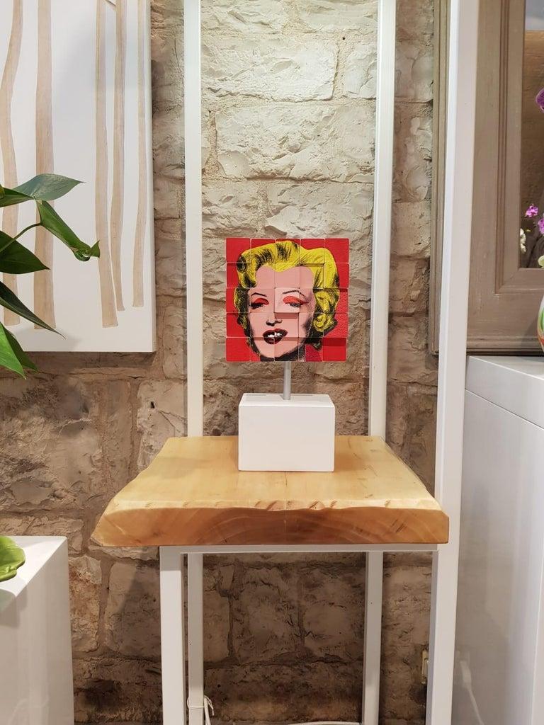 Rux Art Abstract Sculpture - Marylin