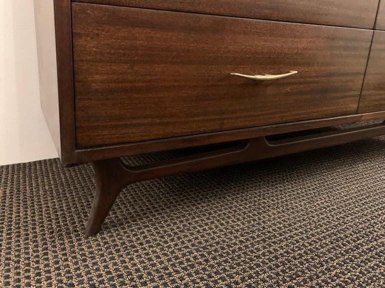 American RWAY Furniture Midcentury Dresser For Sale