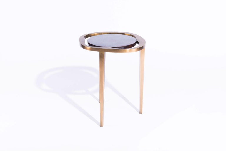 Hand-Crafted Nesting Side Table