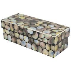 R&Y Augousti Paris Mother of Pearl Box