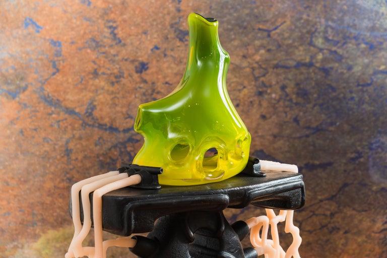 American Ryan Decker, Bionic Knees for Atlas, Sculpture Lamp For Sale