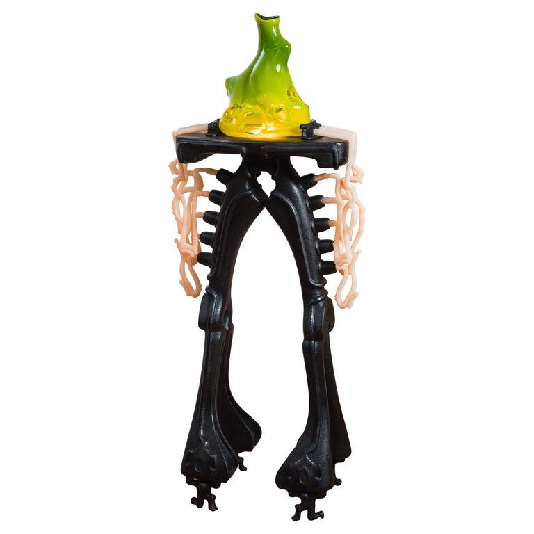 Ryan Decker, Bionic Knees for Atlas, Sculpture Lamp For Sale
