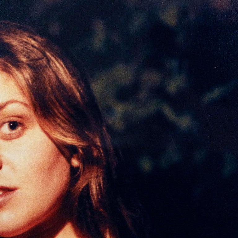 Lily (Woods) - Contemporary Photograph by Ryan McGinley