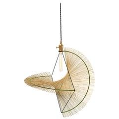 Ryar Light, Umbrella Sedge Handcrafted Pendant