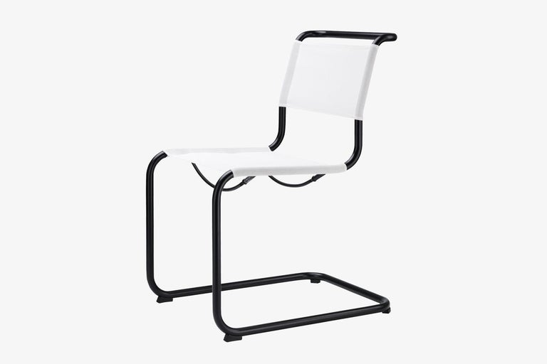 S 34 Cantilever Armchair Designed by Mart Stam For Sale 4