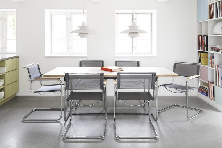 S 34 Cantilever Armchair Designed by Mart Stam For Sale 6