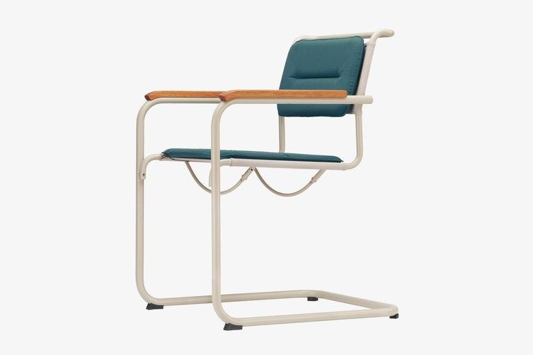 S 34 Cantilever Armchair Designed by Mart Stam For Sale 8