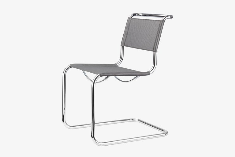 S 34 Cantilever Armchair Designed by Mart Stam For Sale 2