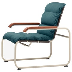 S 35 Cantilever Lounge Armchair Designed by Marcel Breuer