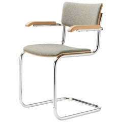 S 43 PVF Cantilever Armchair Designed by Mart Stam