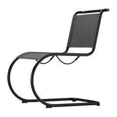 S 533 All Seasons Cantilever Mesh Chair Designed by Ludwig Mies van der Rohe