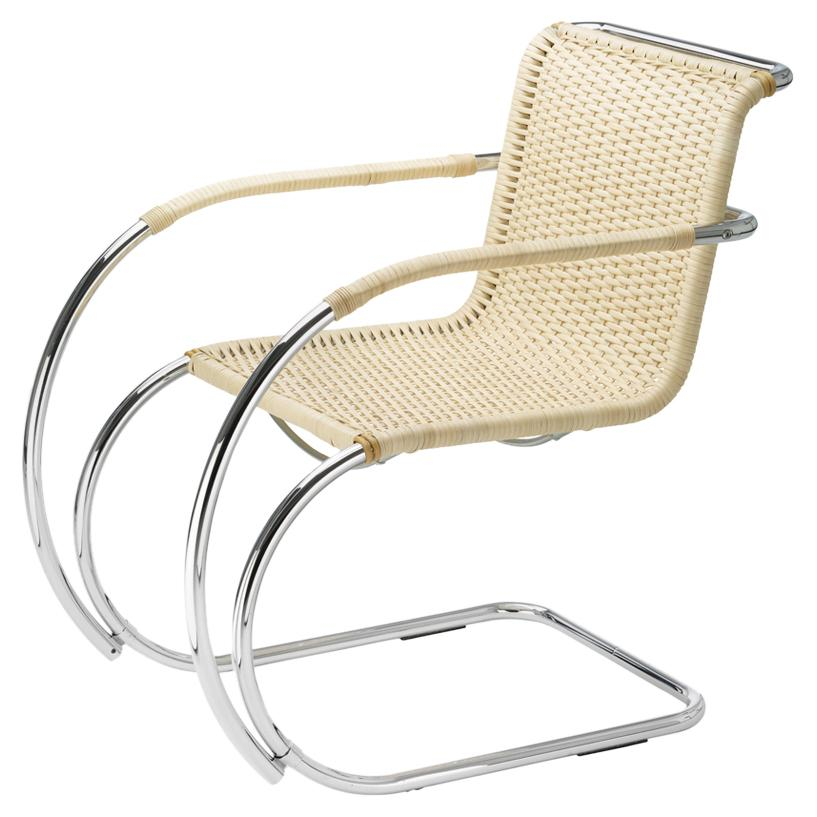 S 533 Cantilever Chair Designed by Ludwig Mies van der Rohe