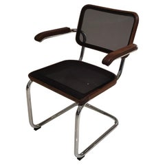 S 56 N Cantilevered Chair by Marcel Breuer
