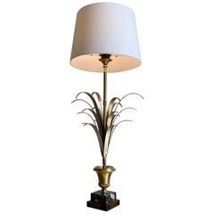 S A Boulanger Pineapple Table Lamp