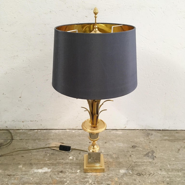 Belgian S A Boulanger Table Lamp For Sale