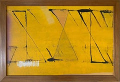 """Untitled, Mixed Media on Canvas by Contemporary Indian Artist """"In Stock"""""""