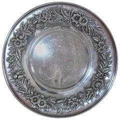 S. Kirk & Sons Sterling Silver Repose Platter