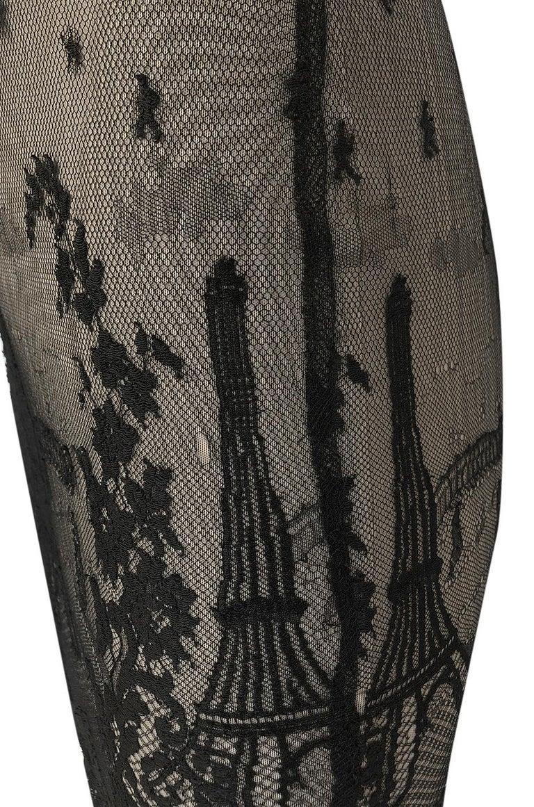 S/S 1995 Jean Paul Gaultier Fin de Siècle Collection Runway Paris Dress For Sale 10