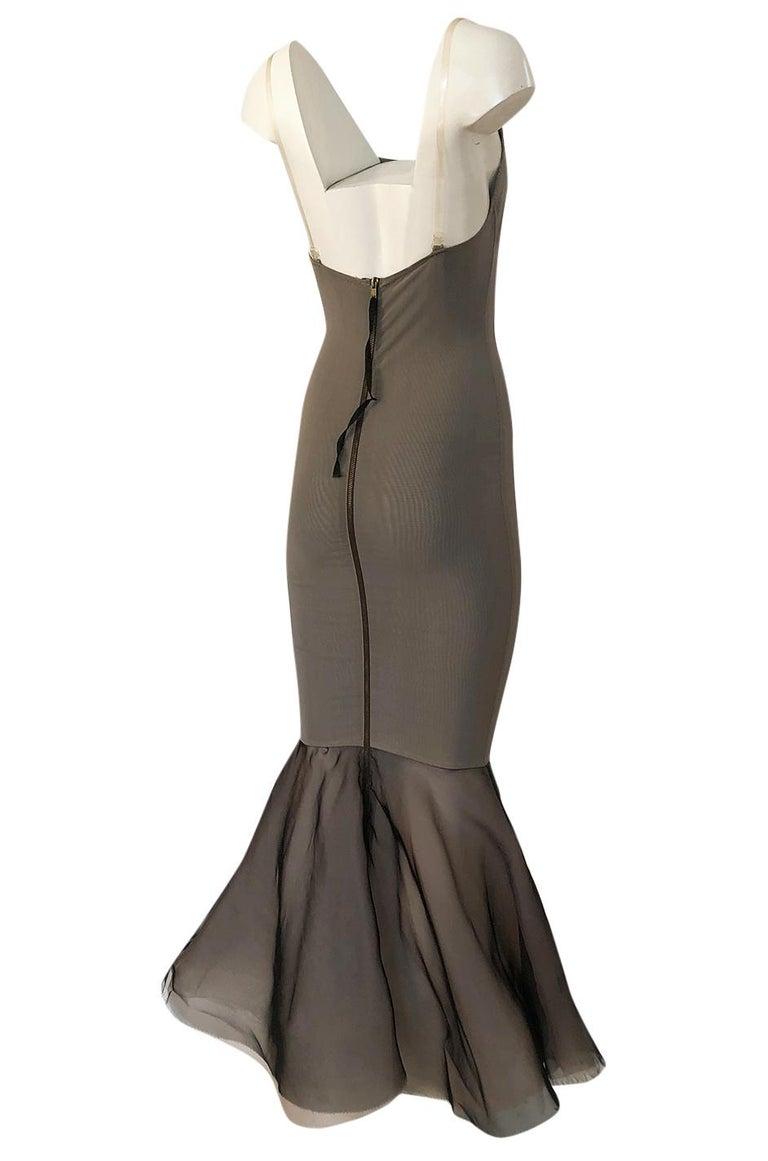 S/S 1995 Jean Paul Gaultier Fin de Siècle Collection Runway Paris Dress For Sale 2